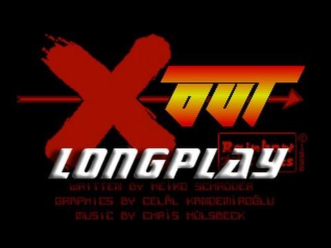 Longplay #069 X-Out (Commodore Amiga)