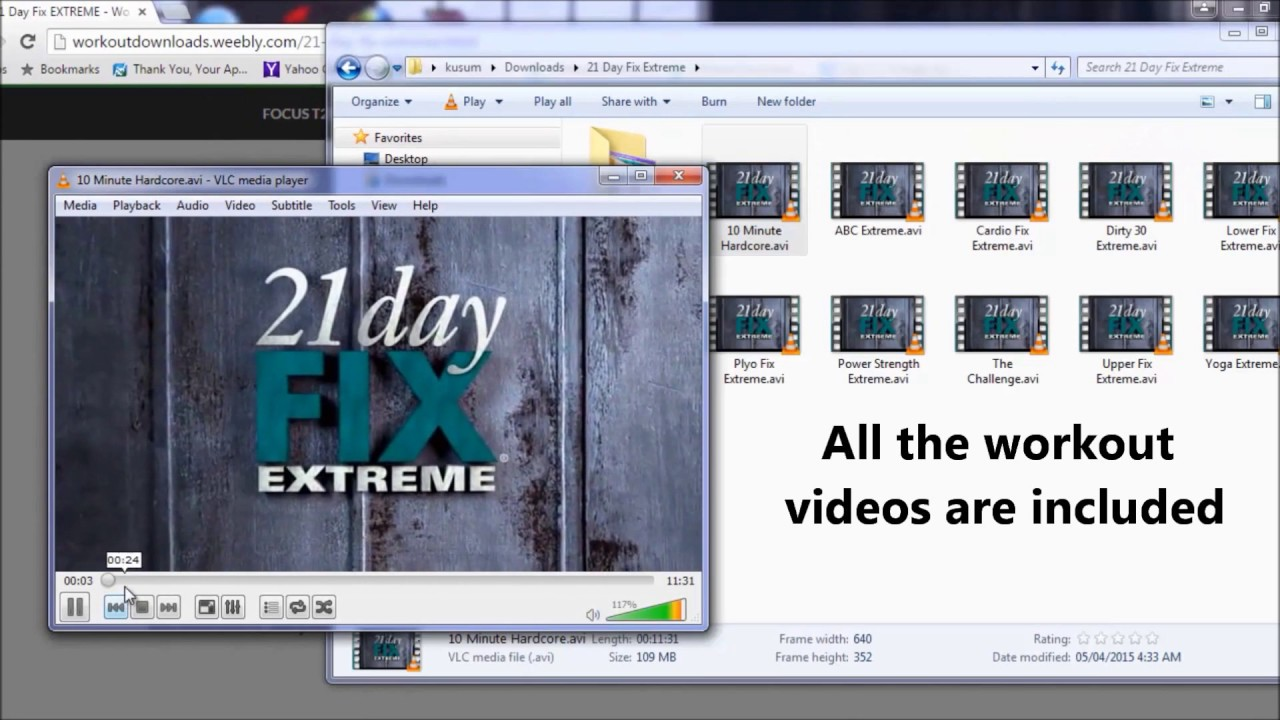 21 day fix torrent download kickass