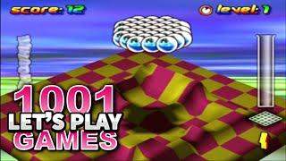 Wetrix (N64) - Let's Play 1001 Games - Episode 111