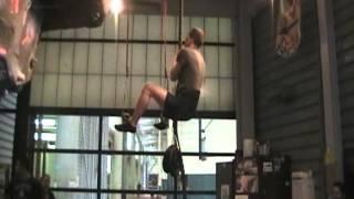 50lb rope climb no legs