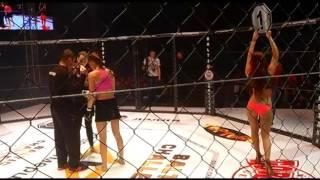 Анастасия Феофанова vs Маргарита Мукнаева. Baltic Challenge 8. MMA. 2015