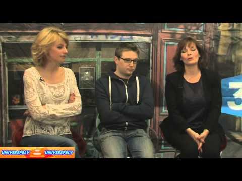 PBLV : Tchat avec Sara Mortensen,Thibaut Vaneck et Cécilia Hornus - 18 février 2014