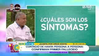 Falleció el primer chileno contagiado por el hantavirus
