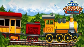 Fun Kids Train Racing Games Android Gameplay ᴴᴰ