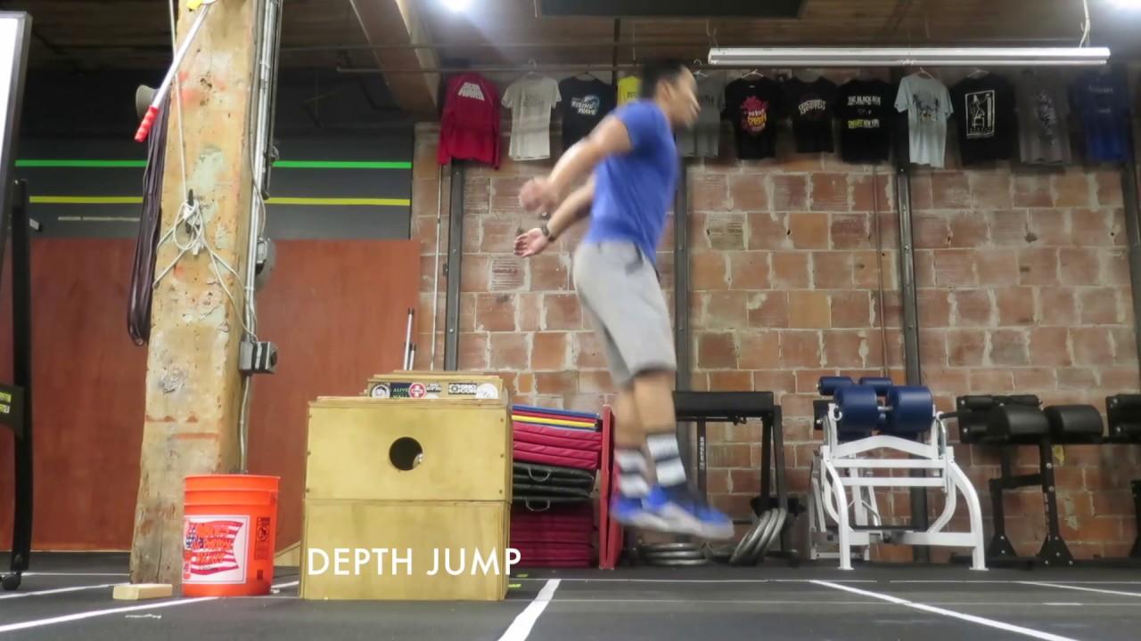 Depth Jump - YouTube