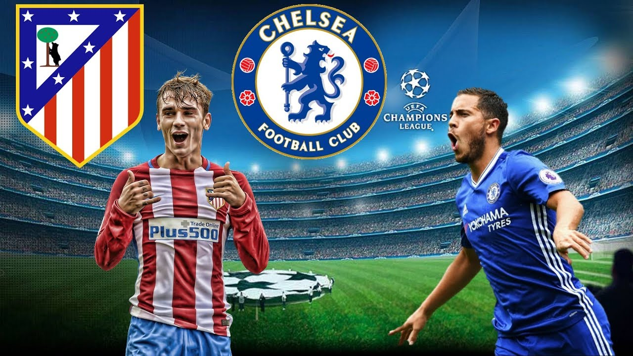 Atletico Madrid Vs Chelsea Champions League Group Stage Prediction Match