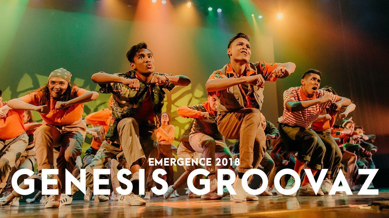 Emergence 2018 | Genesis Groovaz