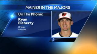Ryan Flaherty Interview