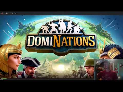 Dominations - More About Me - Base Progress