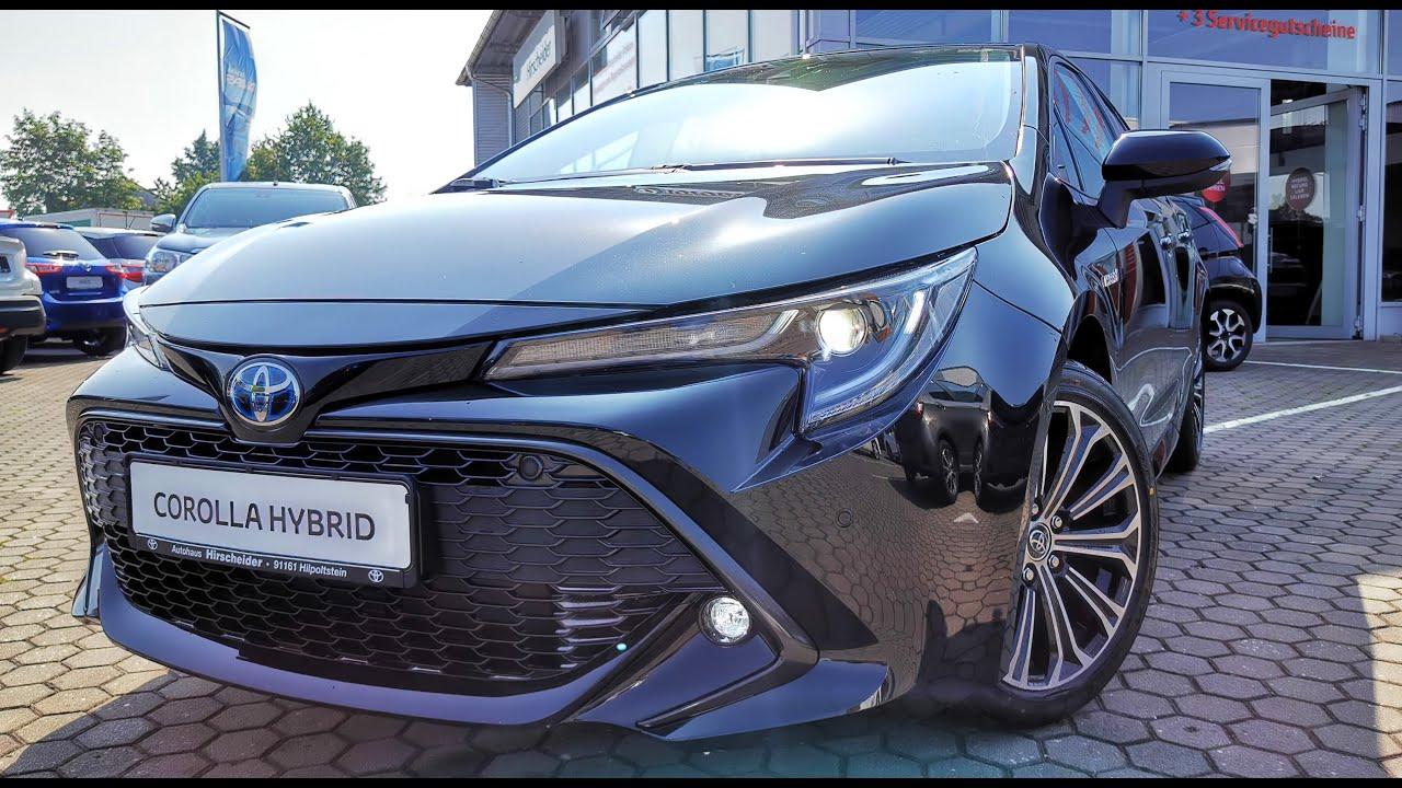 2020 Toyota Corolla 1 8l Hybrid