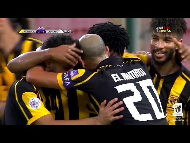 ملخص اياب دور الـ16 | الاتحاد السعودي 2 × 0 الوصل الاماراتي | كأس محمد السادس للأندية الابطال HD