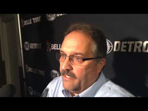 SVG reacts after Pistons' 18-point collapse at Sacramento