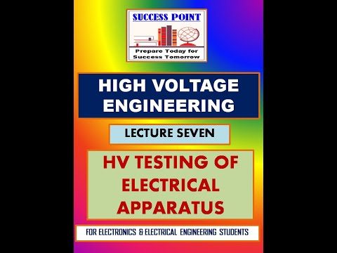 HV Testing Of Electrical Apparatus