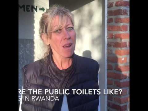Public Bathrooms in Rwanda