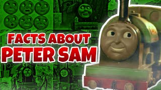 Facts About Peter Sam! // (Ft. Ryan Rocketz) Thomas The Tank Engine