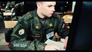 В различной боевой обстановке и погодных условиях: кадры подготовки курсантов