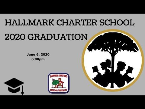 2020 Hallmark Charter School Graduation