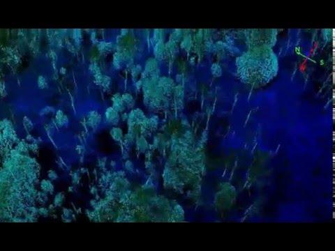 LiDAR Aerial Video