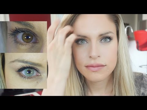 Most Natural Looking Colored Contacts For Light Eyes