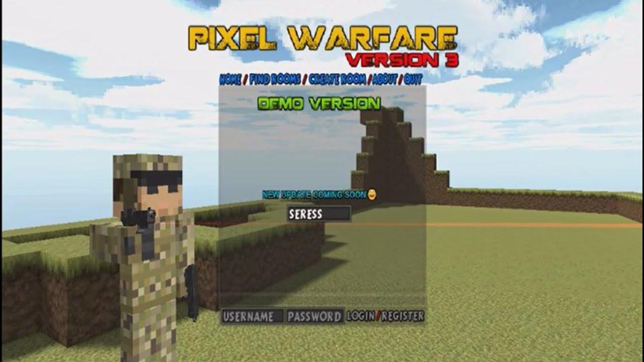 Pixel warfare 3 youtube pixel warfare 3 publicscrutiny Choice Image