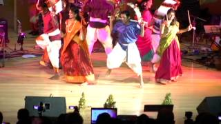 Kumi Adi and Appadi Podu - Dance
