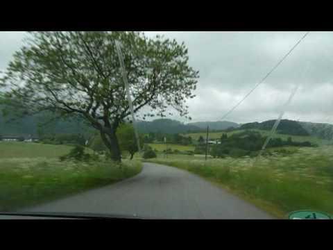 Czech Republic Country Driving