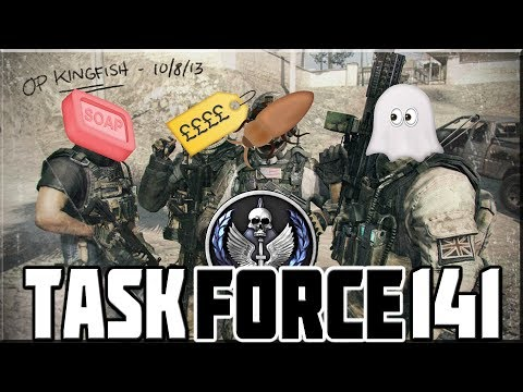 TASK FORCE 141!