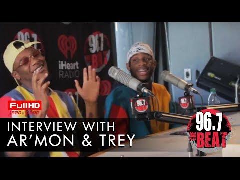Moran Tha Man - Ar'mon & Trey Interview with Moran Tha Man