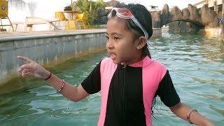 Liburan di Pandawa Water World Solo - Berenang dan Bermain Air - Kids WaterBoom