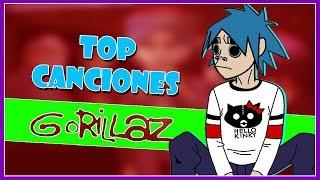 TOP 10 Mejores Canciones De Gorillaz