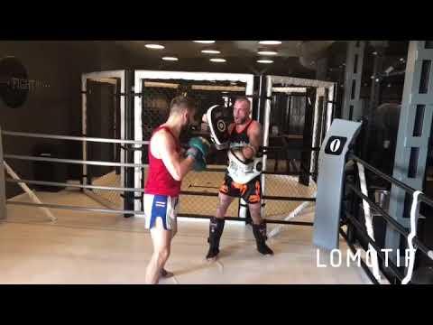 Влад Григорьев Тайский бокс