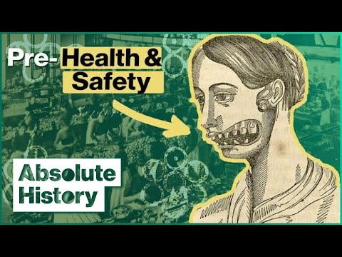 The Deadly Diseases Of Victorian Factory Workers   History Of Britain   Absolute History
