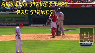 Arguing Strikes that ARE Strikes