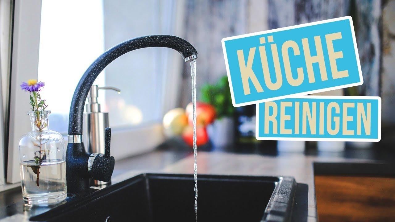 7 Küchen Putz Tipps & Tricks | Küche sauber machen