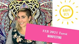 2021 - February Tarot Reading - Vision, Intensions, Fairness, and Structure