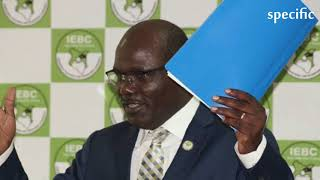 Kenya news | IEBC to publish firms, list of directors that got 2017 poll tenders