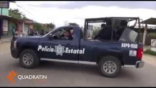 Se enfrentan transportistas de la CTM contra integrantes de la CNP