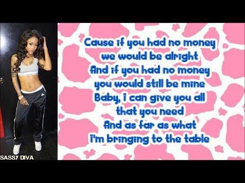 Ann Marie - I Bring Me (Lyrics)