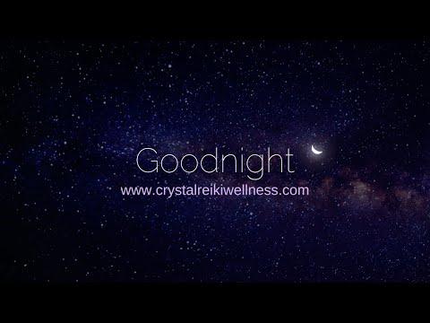 Crystal Reiki Wellness Bedtime Meditation