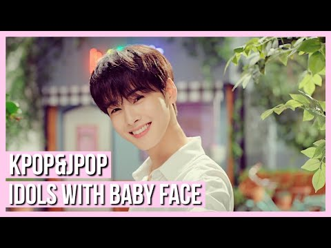 KPOP AND JPOP IDOLS WITH CUTE BABY FACES (boys ver.)