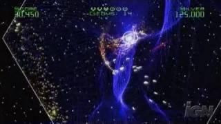 Geometry Wars: Galaxies Nintendo Wii Trailer - Inside the