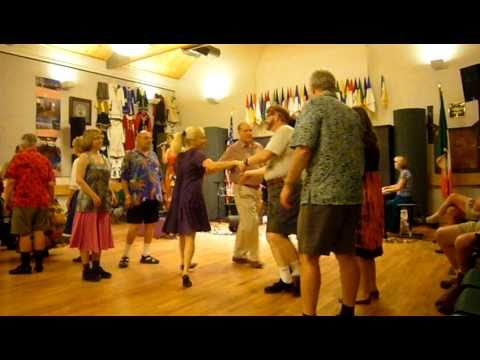 Contra Dance Phoenix Az 4 22 11 Irish Cultural Center