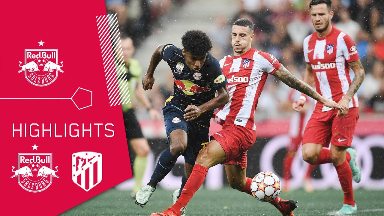 Download HIGHLIGHTS | FC Red Bull Salzburg vs. Atletico Madrid 1-0