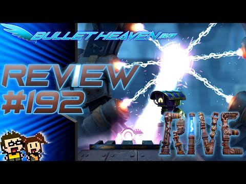 Bullet Heaven #192 - RIVE: Ultimate Edition [Switch]