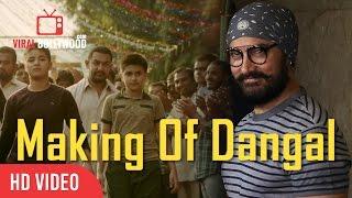 Making Of Dangal | Aamir Khan | Dangal Behind The Scenes Media Interaction