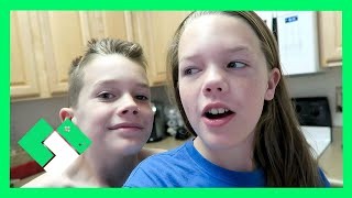KIDS IN THE KITCHEN (Day 1436)