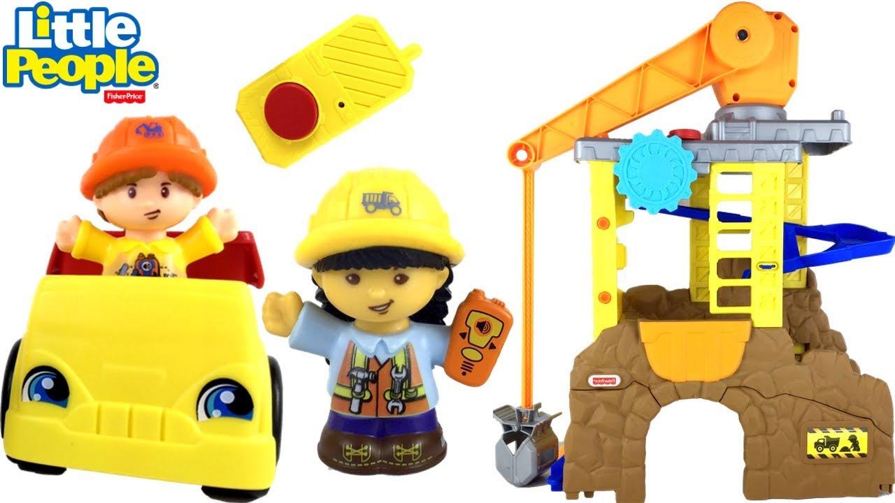 little people construction site