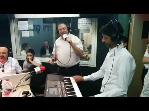 """גלעד פוטולסקי - """"אנחנו מאמינים"""" ברדיו קול חי - בין הזמנים אב תשע""""ד"""