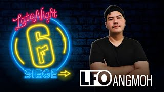 Late Night Siege #8 | Oregon, Iana & Oryx Tips | feat. AngMoh from LFO