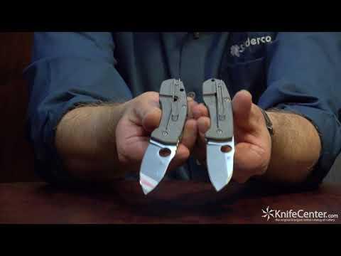 Spyderco Techno II Folder
